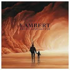 LAMBERT, sweet apocalypse cover