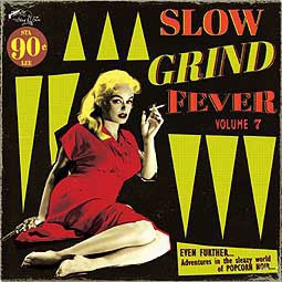V/A, slow grind fever 07 cover