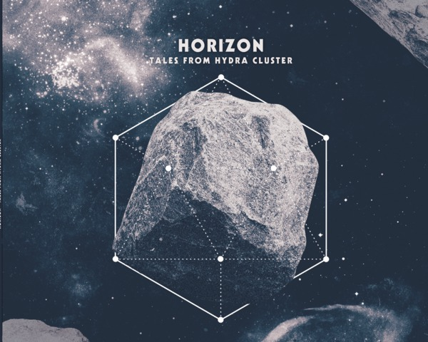 Cover HORIZON, tales from hydra cluster