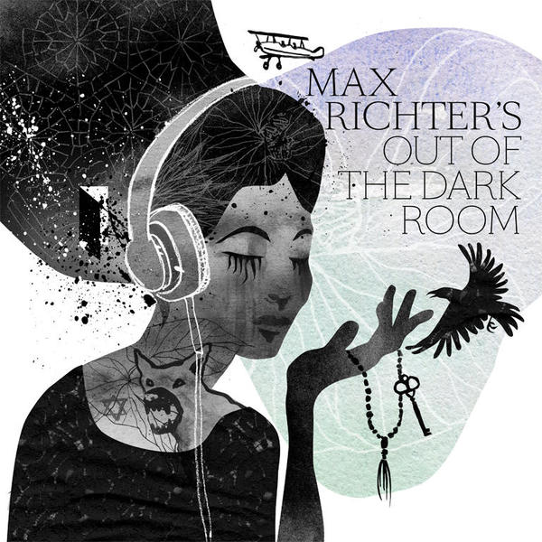 MAX RICHTER, out of the dark room cover