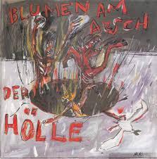 BLUMEN AM ARSCH DER HÖLLE, s/t cover