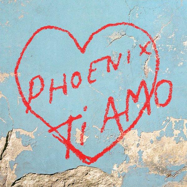 PHOENIX, ti amo cover