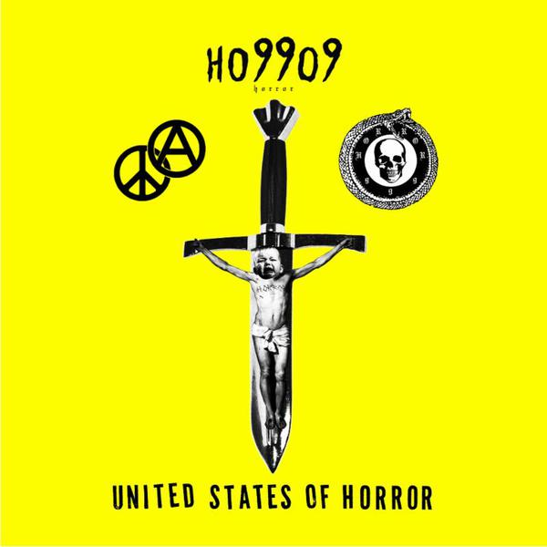 Cover HO99O9 (HORROR), united states of horror