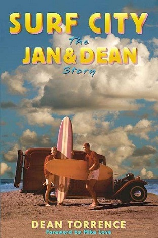 DEAN TORRENCE, surf city: the jan & dean story cover