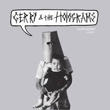 Cover GERRY & THE HOLOGRAMS, s/t