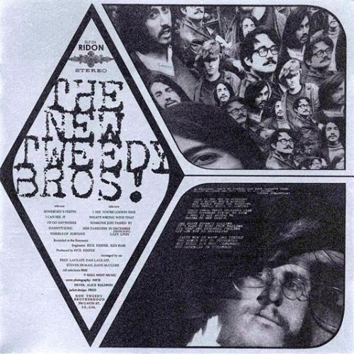 Cover NEW TWEEDY BROTHERS, s/t