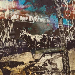 Cover AT THE DRIVE IN, in.ter a.li.a (ultra clear purple splatter)
