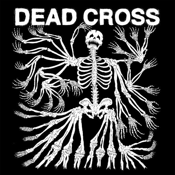 DEAD CROSS, s/t cover