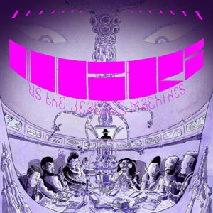 SHABAZZ PALACES, quazarz vs. the jealous machines cover