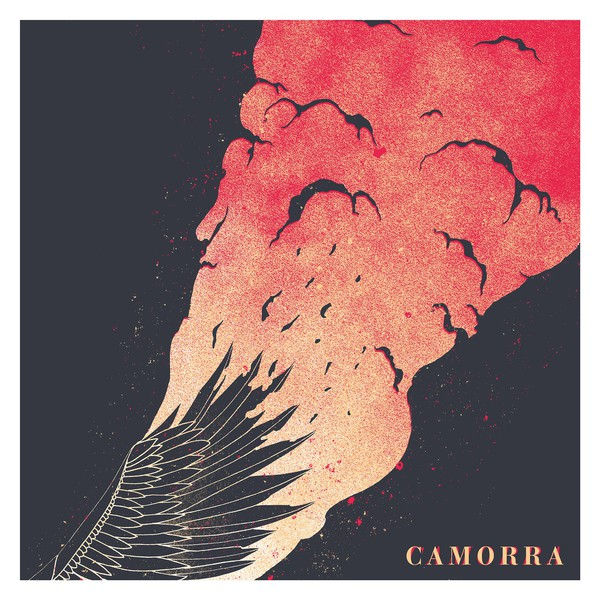 Cover CAMORRA, mourning, resistance, celebration