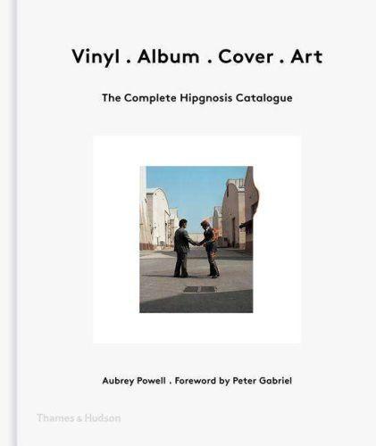 AUBREY POWELL, vinyl. album. cover. art cover