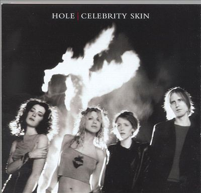 Cover HOLE, celebrity skin