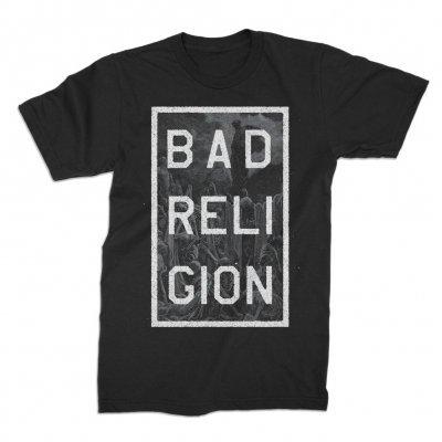 BAD RELIGION, valley of death (boy) black cover