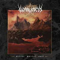 Cover WORMWITCH, strike mortal soil