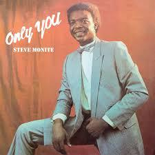Cover STEVE MONITE, only you
