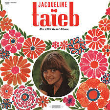 Cover JACQUELINE TAIEB, s/t