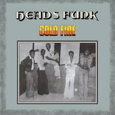 Cover HEADS FUNK BAND, cold fire