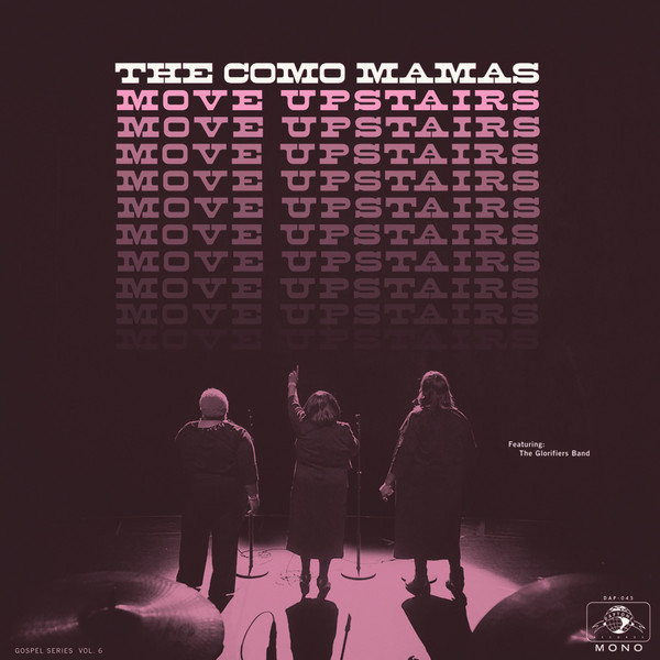 Cover COMO MAMAS, move upstairs