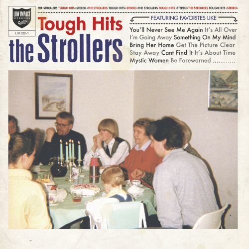STROLLERS, tough hits cover