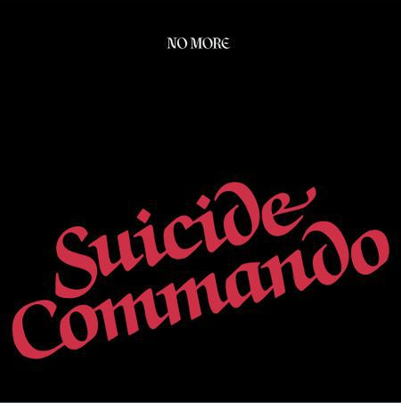 Cover NO MORE, suicide commando