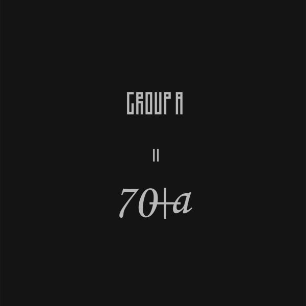Cover GROUP A, 70 + a =