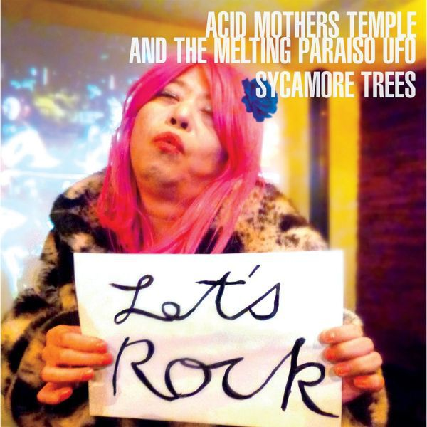 ACID MOTHERS TEMPLE & THE MELTING PARAISO / ST 37, split cover