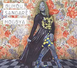 OUMOU SANGARE, mogoya cover