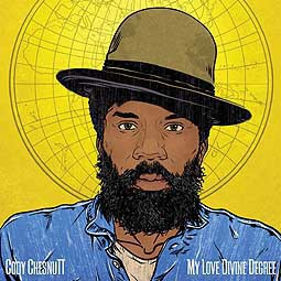 Cover CODY CHESNUTT, my love divine degree