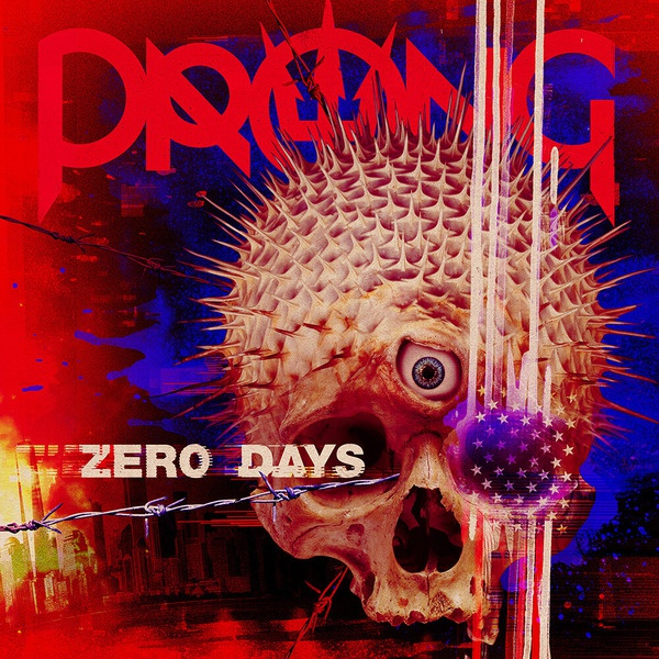 PRONG, zero days cover