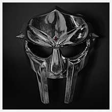 Cover JJ DOOM, bookhead ep