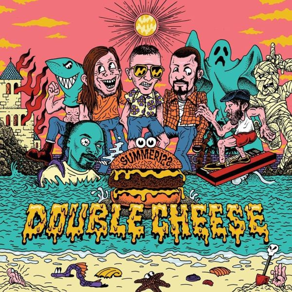 Cover DOUBLE CHEESE, summerizz