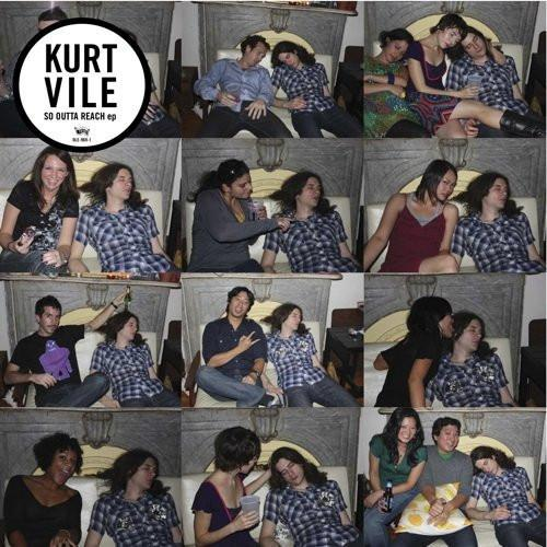 KURT VILE, so outta reach cover