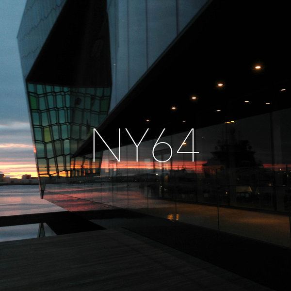 Cover NY IN 64, the gentle indifference of the night