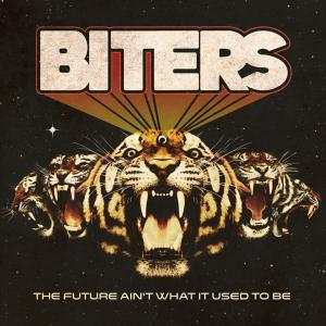 BITERS, future ain´t what it used to be cover