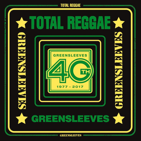 Cover V/A, total reggae - greensleeves 40 years