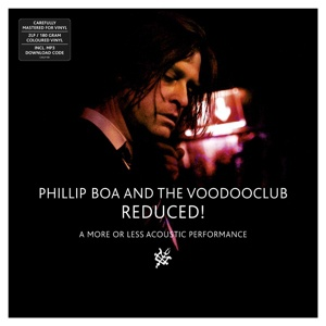 Cover PHILLIP BOA & THE VOODOOCLUB, reduced! (a more or less acoustic performance)