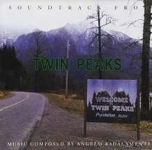 O.S.T./ANGELO BADALAMENTI, twin peaks cover