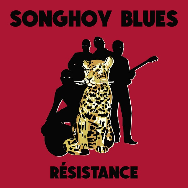 Cover SONGHOY BLUES, résistance