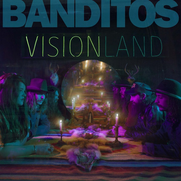 Cover BANDITOS, visionland