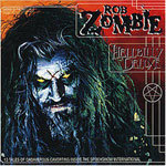 ROB ZOMBIE, hellbilly deluxe cover