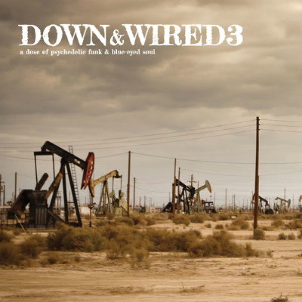 Cover V/A, down & wired 3