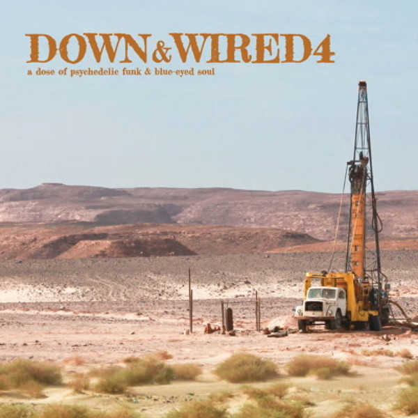 V/A, down & wired 4 cover