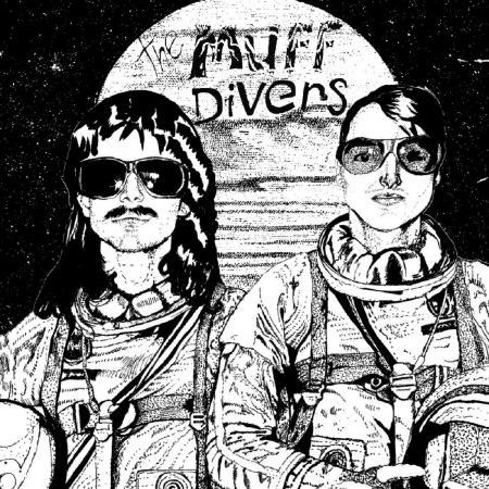 MUFF DIVERS, dreams of the gentlest texture cover