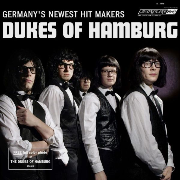 DUKES OF HAMBURG, germany´s newest hit makers cover