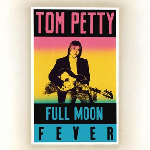 TOM PETTY, full moon fever cover
