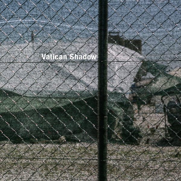 Cover VATICAN SHADOW, rubbish of the floodwaters