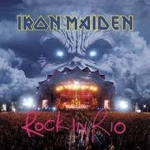 Cover IRON MAIDEN, rock in rio
