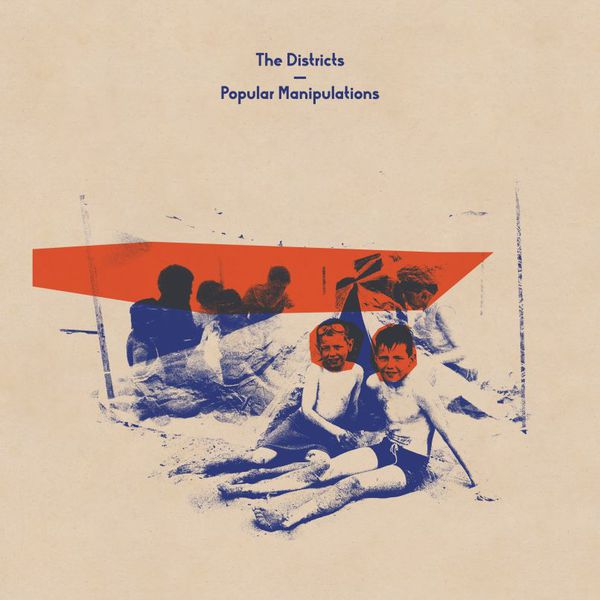 Cover DISTRICTS, popular manipulations