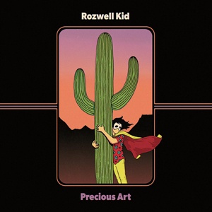Cover ROZWELL KID, precious art