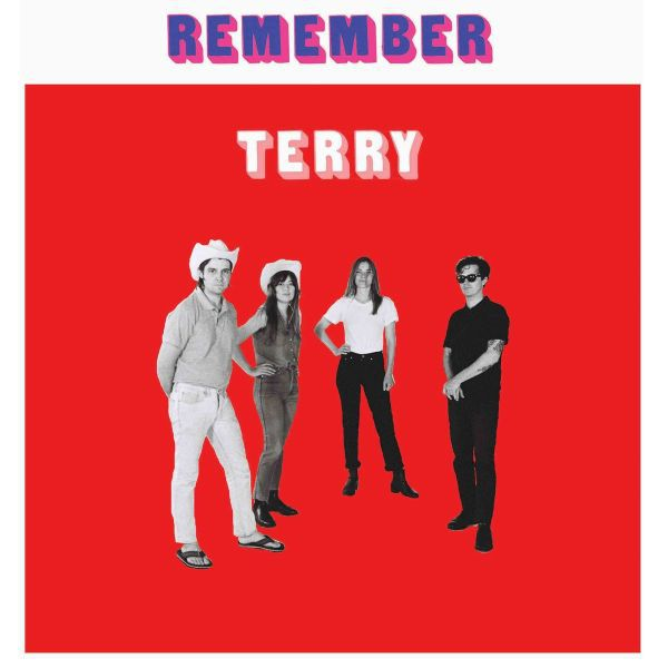 TERRY, remember cover